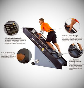 rowing machine used on loser